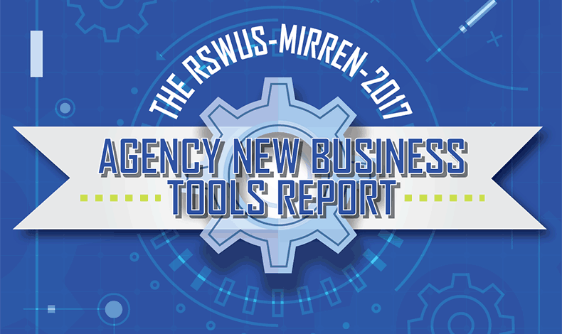 The RSW US Mirren 2017 Agency New Business Tools Report