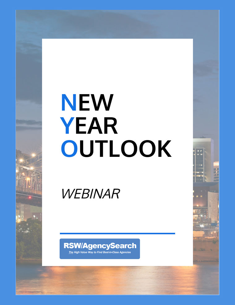 New Year Outlook Webinar