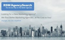 RSW Agency Search Website