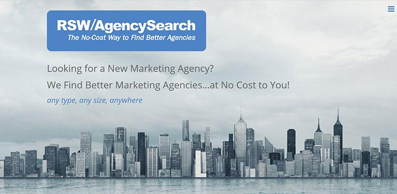 RSW Agency Search Website