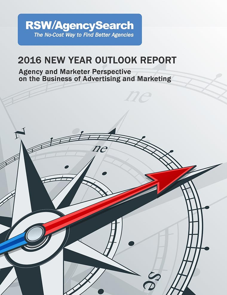 RSW Agency Search 2016 New Year Outlook Report